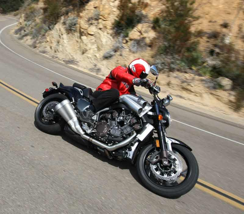 Used Yamaha Vmax Motorcycle For Sale