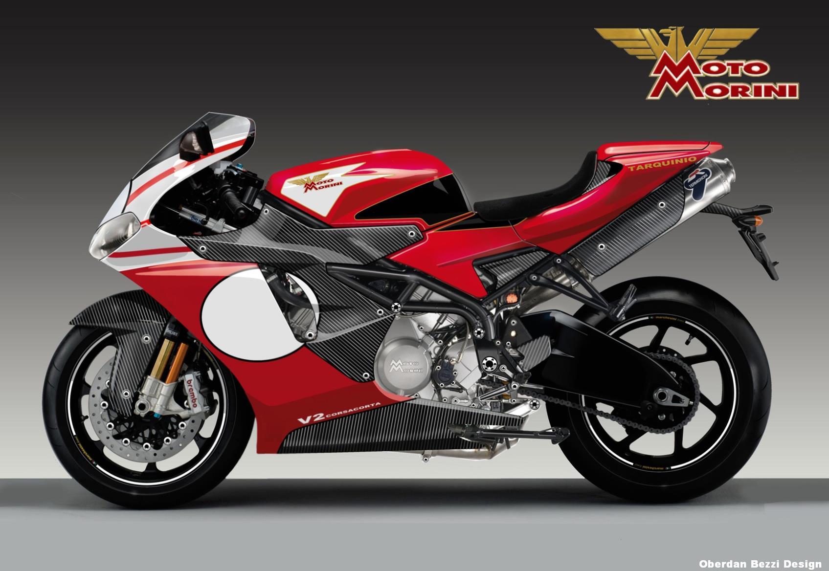 Moto Morini Superbike | MCN
