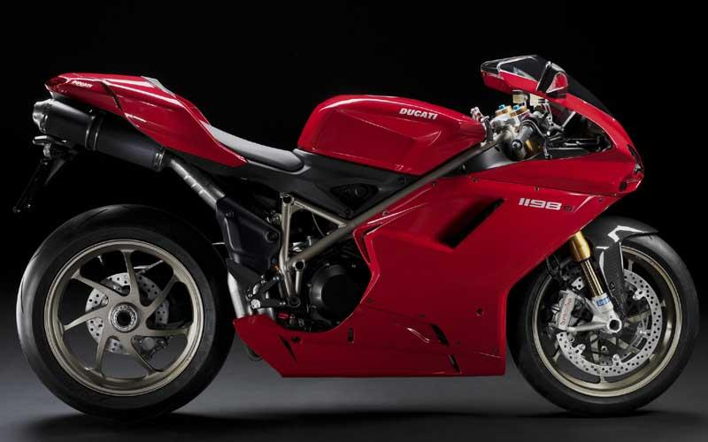 ducati 1198 official pictures | mcn