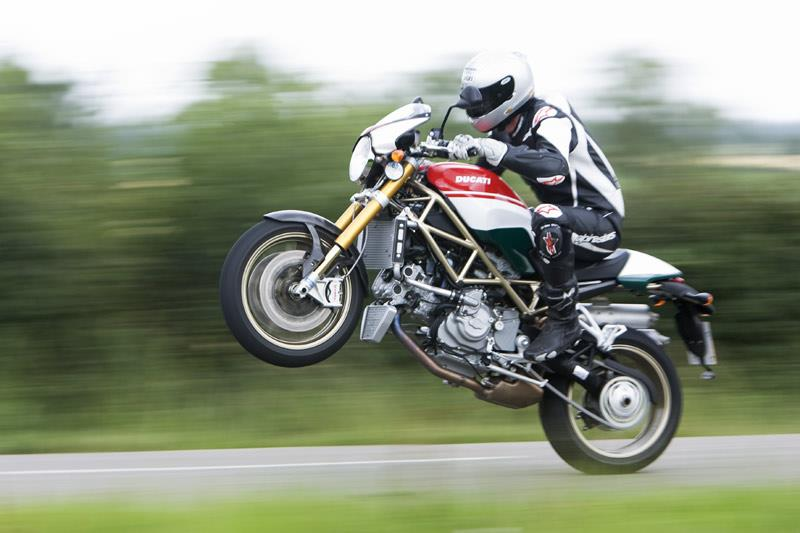 The PB100: 4 - Ducati Monster S4RS | MCN