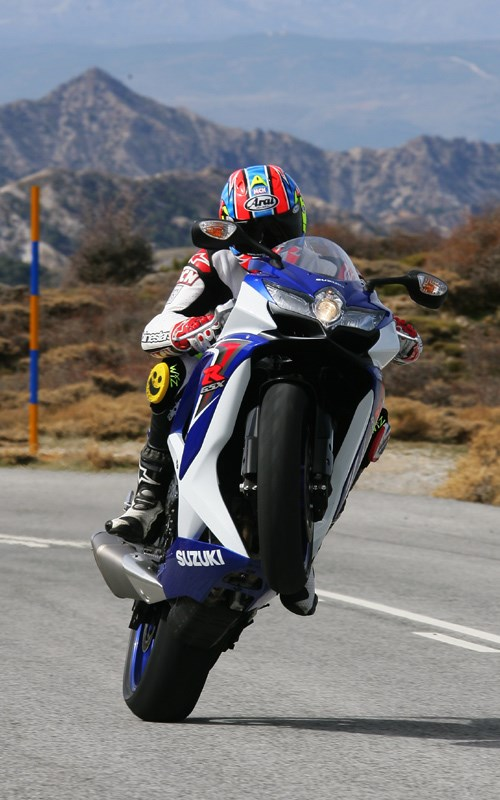 Gsxr 750 Top Speed