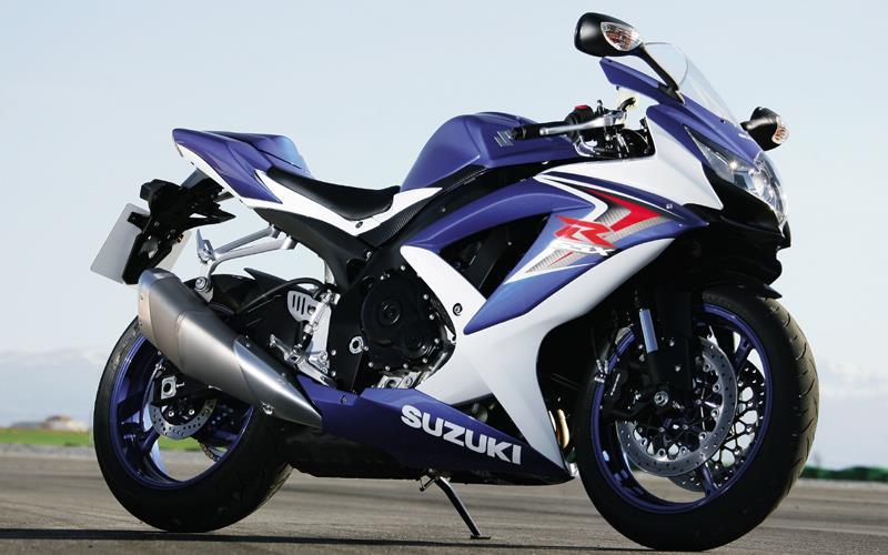 SUZUKI GSX-R750 (2008-2010) Review | MCN