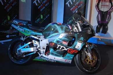 Milan Show Vectrix 125mph Electric Superbike Concept Mcn