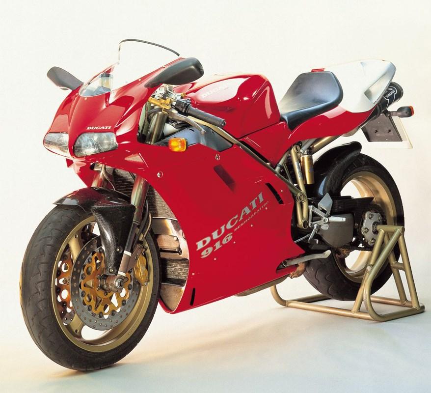 Ducati 916 S.P.