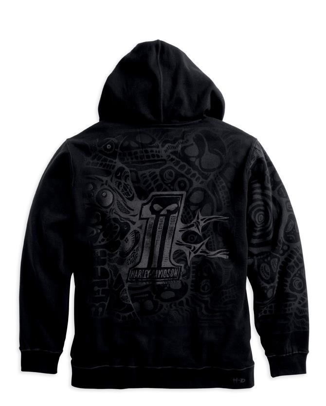 Harley-Davidson clothing goes dark | MCN
