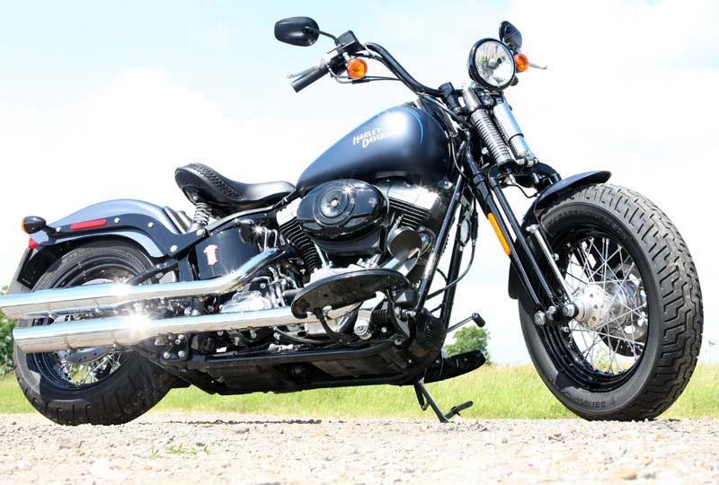 Best Value Electric Bike >> HARLEY-DAVIDSON CROSSBONES (2008-2012) Review