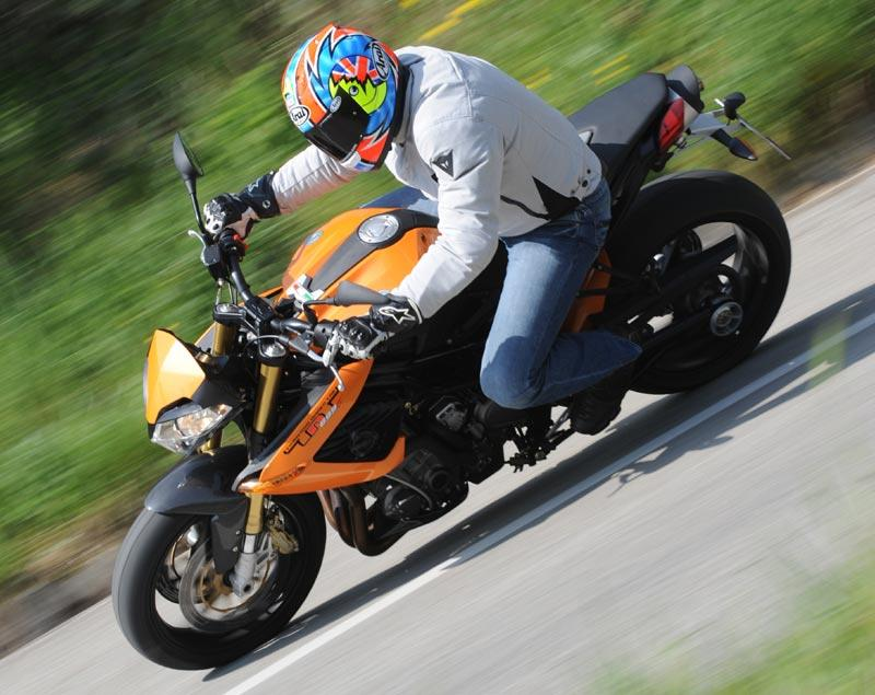 BENELLI TNT 899 (2008-on) Review
