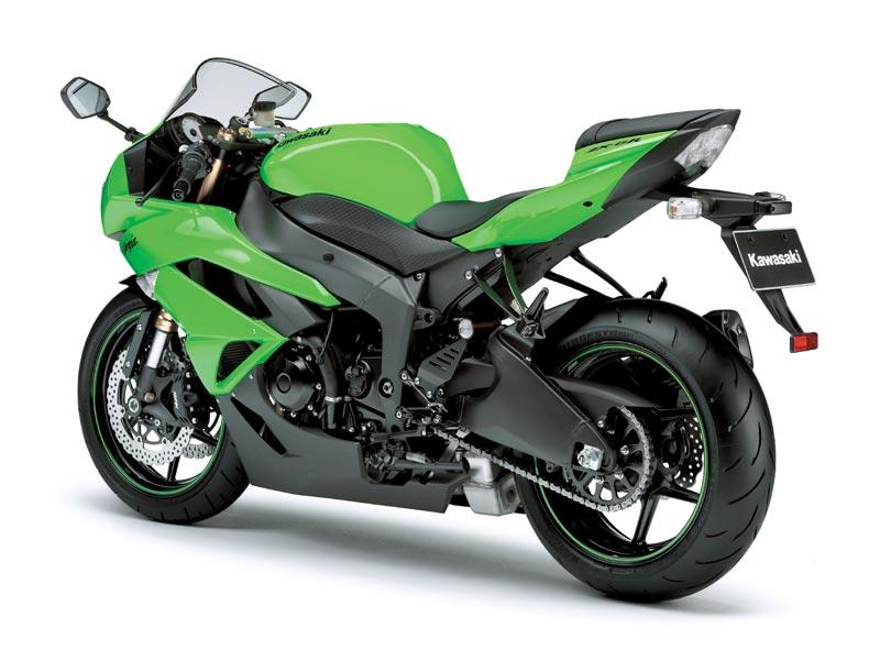 KAWASAKI ZX-6R (2009-2012) Review | MCN