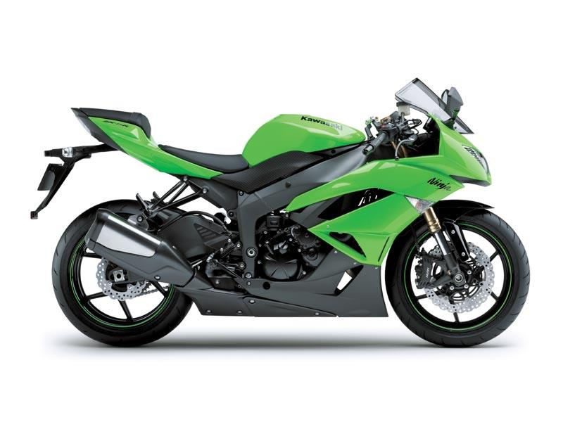 Kawasaki Zx 6r 2009 2012 Review Mcn