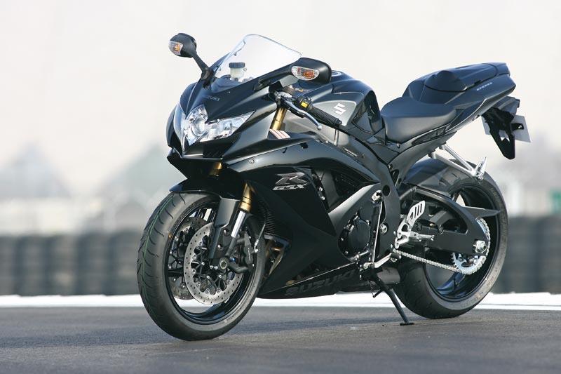 ... Suzuki GSX R600   Black ...
