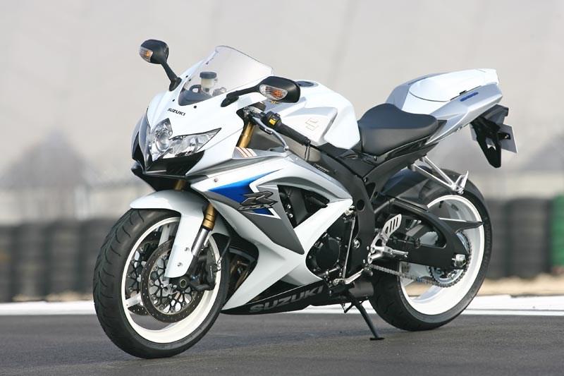 SUZUKI GSX-R600 (2008-2010) Review   Specs & Prices   MCN