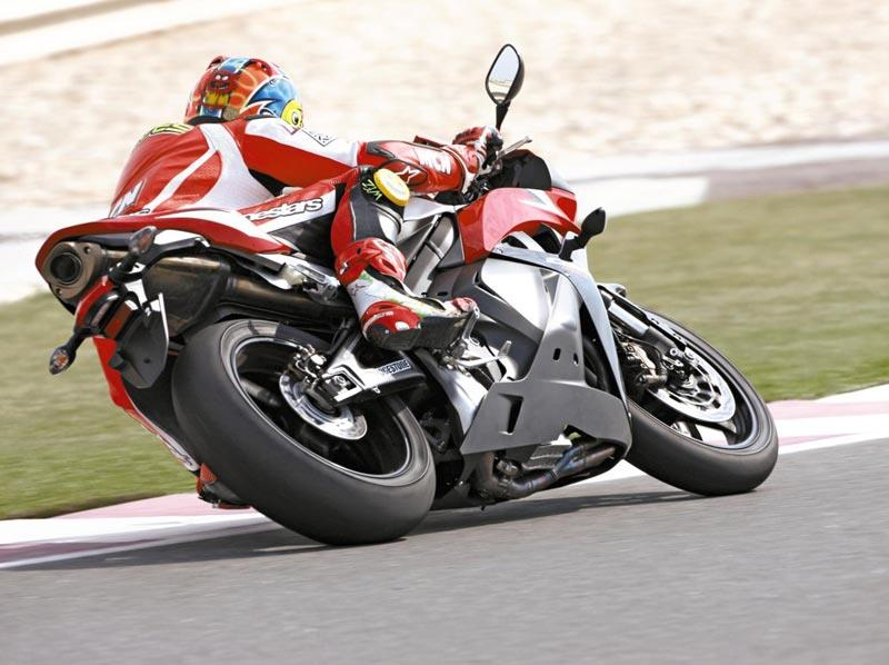 ... Honda CBR600RR   Suspension Action And Control Is As Fluid As Pukka  Race Kit ...