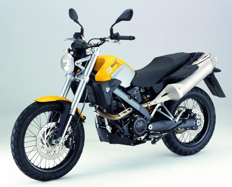 Revised Bmw G650 Xcountry For 2009 Mcn