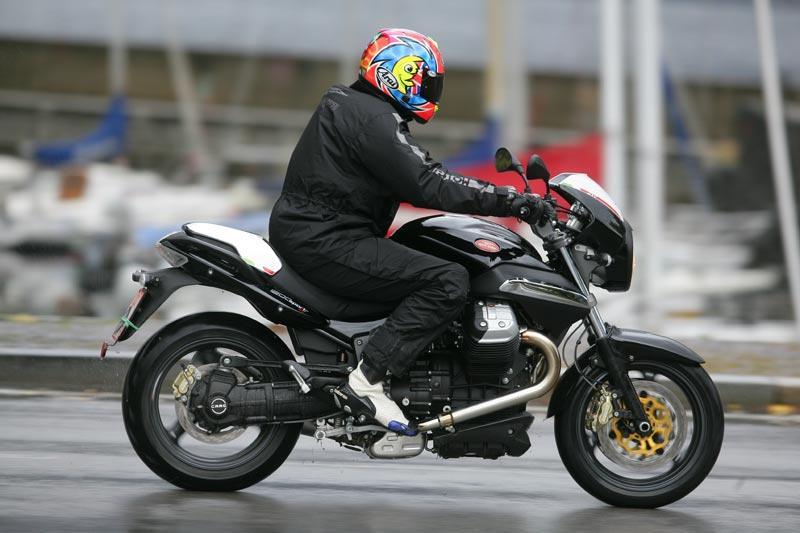moto guzzi 1200 sport 4v 2008 on review mcn. Black Bedroom Furniture Sets. Home Design Ideas