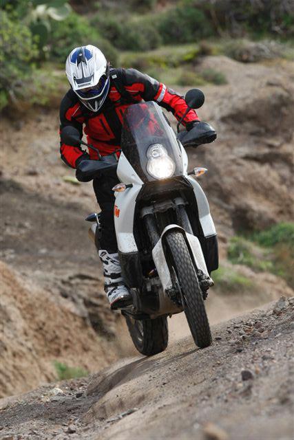 Launch report: 2009 KTM 990 Adventure R | MCN