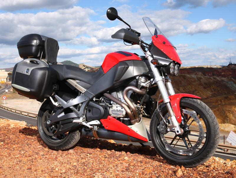 BUELL XB12XT ULYSSES (2008-on) Review | MCN