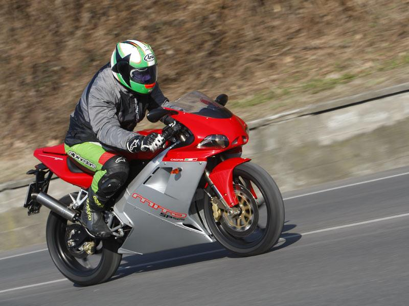 7a73050673 CAGIVA MITO SP525 (2008-on) Review