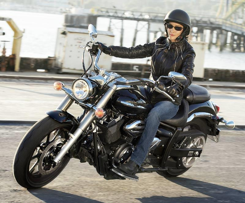 yamaha xvs950 midnight star 2009 on review mcn. Black Bedroom Furniture Sets. Home Design Ideas