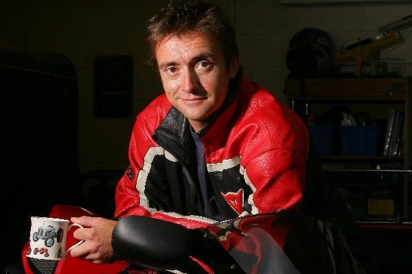 richard hammond injures pelvis in horse riding fall mcn. Black Bedroom Furniture Sets. Home Design Ideas