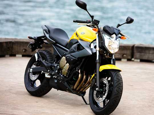 YAMAHA XJ6  (2009-on)