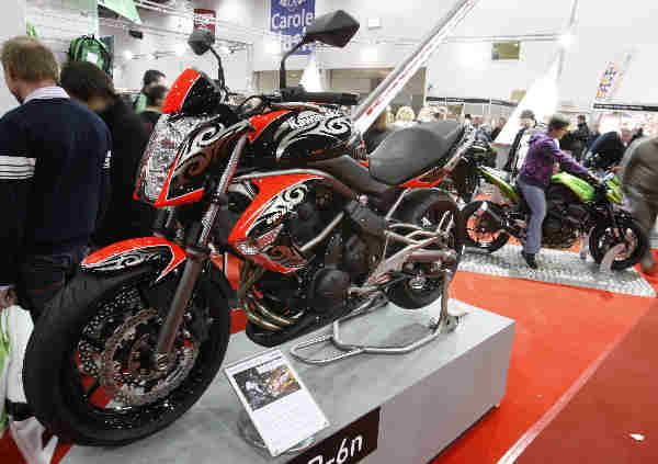 Kawasaki Er 6n Design Competition Launches
