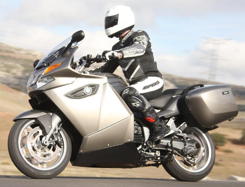 bmw k1300gt 2009 2013 review mcn rh motorcyclenews com BMW K1600GT BMW R1200RT