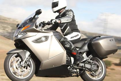 BMW K1300GT - continent crusher