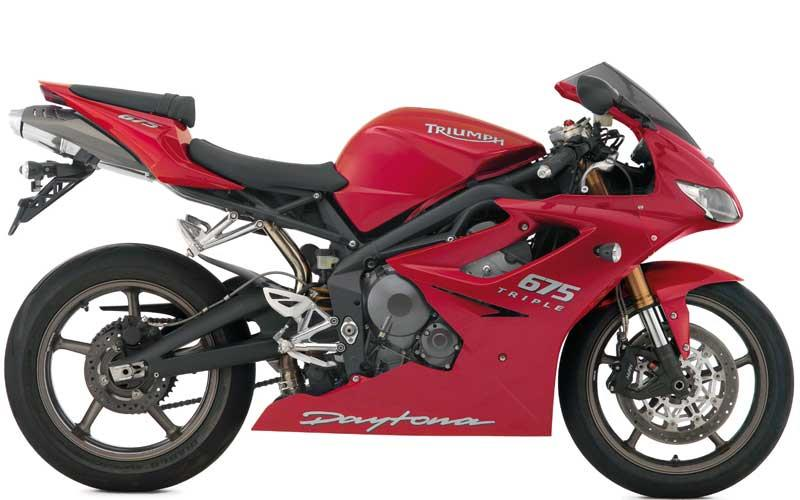 Five Best Products For The Triumph Daytona 675