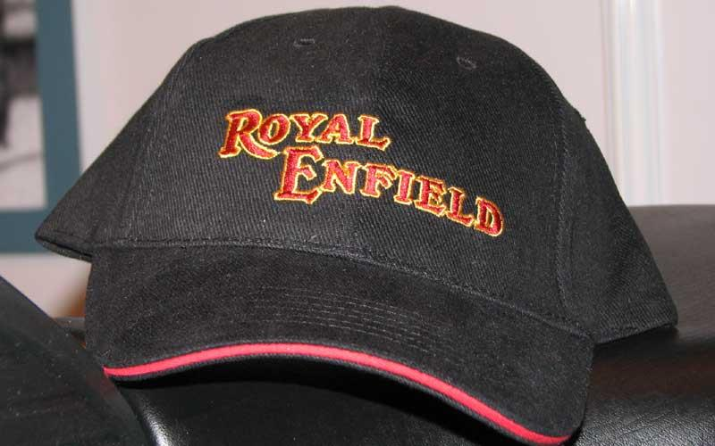 9b6986ea Capping a classic Royal Enfield