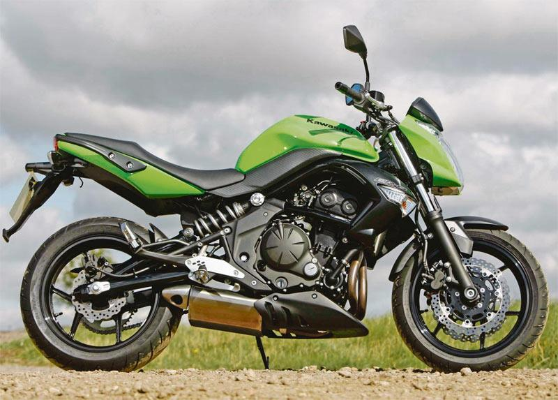 Kawasaki Er 6n 2009 2011 Review Speed Specs Prices Mcn