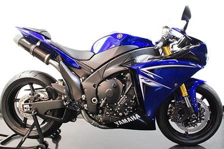 Graves Exhausts For The 2009 Yamaha R1 And R6
