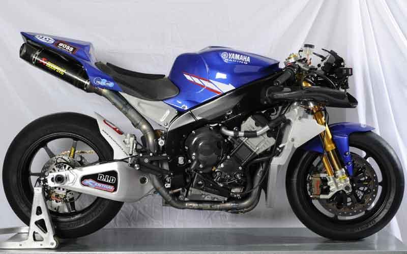 Race Tuning And The Yamaha R1 Crossplane Crank