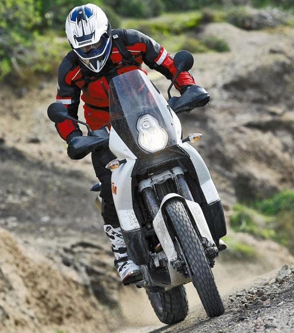 Seat Height Is 860mm Ktm 990 Adventure Off Road