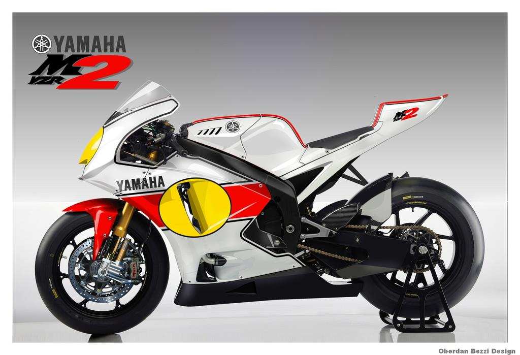 Yamaha yzr m2 mcn for Yamaha m1 for sale