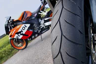 How Best To Scrub In New Tyres Mcn