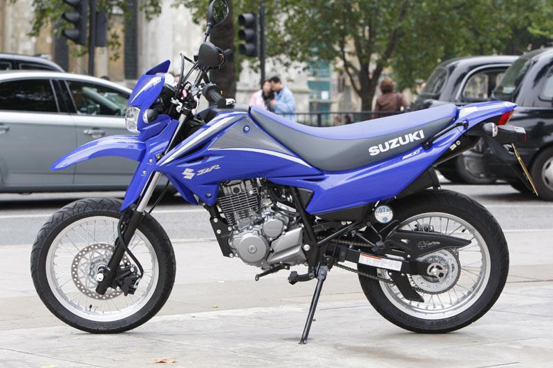 Suzuki Sm Motorcycle