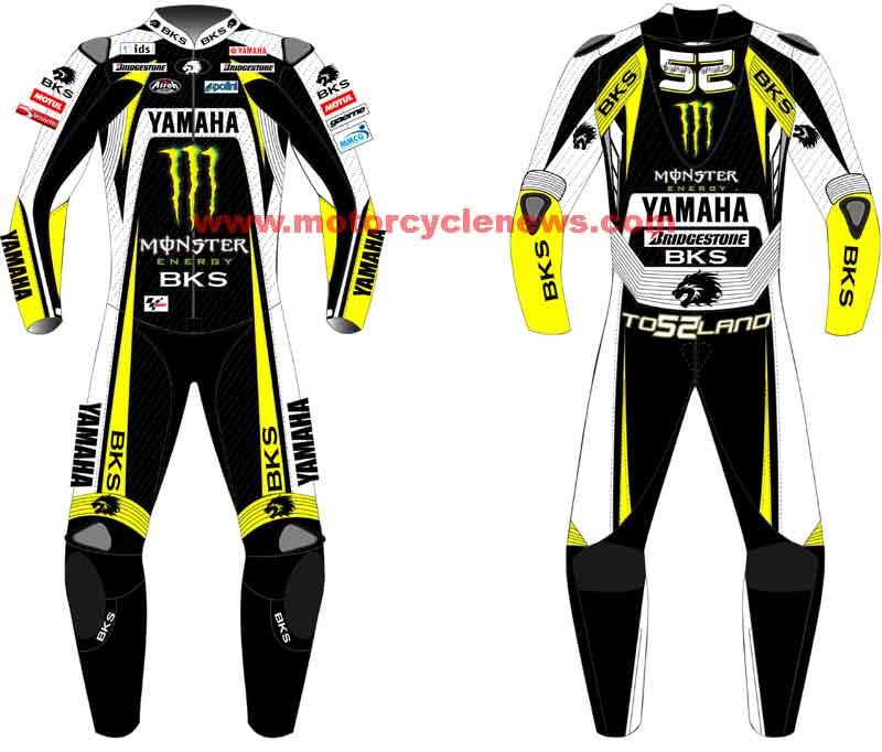 Do you want James Toseland's new BKS race suit? | MCN