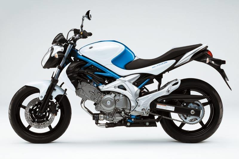 Suzuki Gladius 650 2009 On Review Mcn