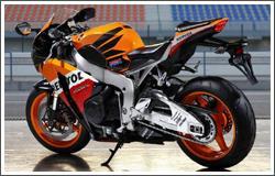Honda CBR1000RR Fireblade (2009)
