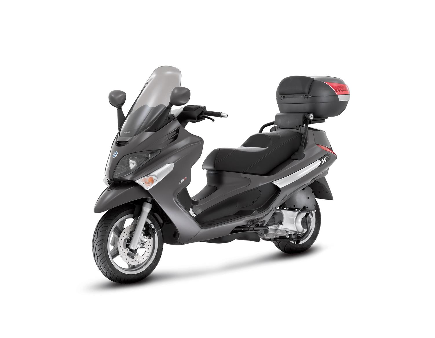 piaggio top cases for scooters mcn. Black Bedroom Furniture Sets. Home Design Ideas