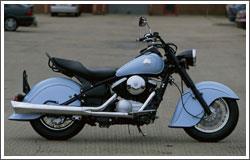 Kawasaki VN800 Drifter