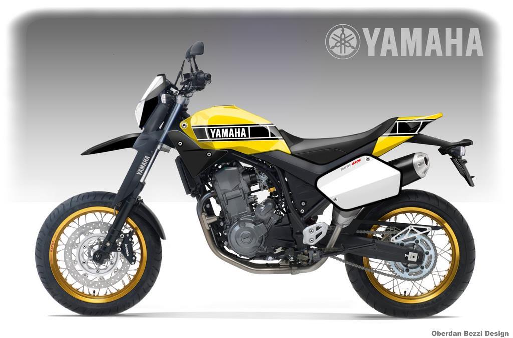 Yamaha Ox