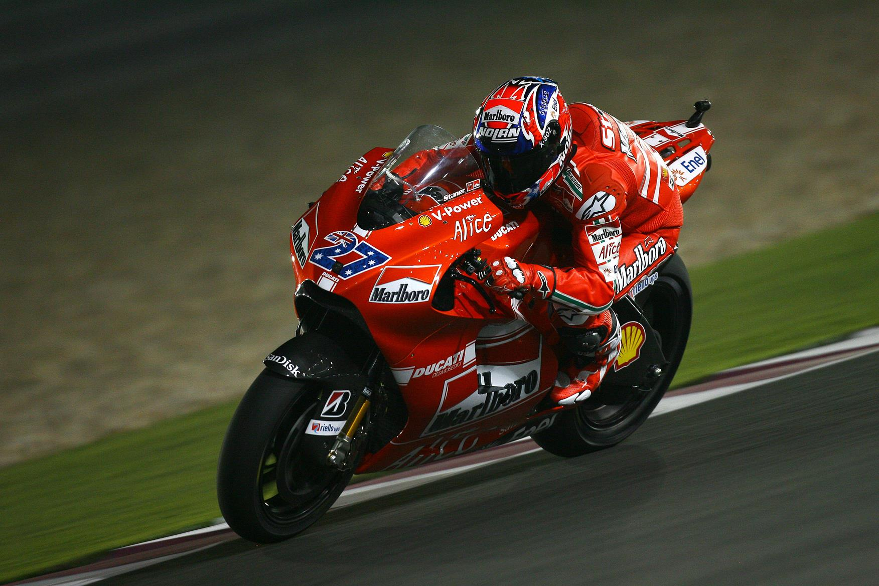 Qatar MotoGP: Casey Stoner takes first pole of 2009 | MCN