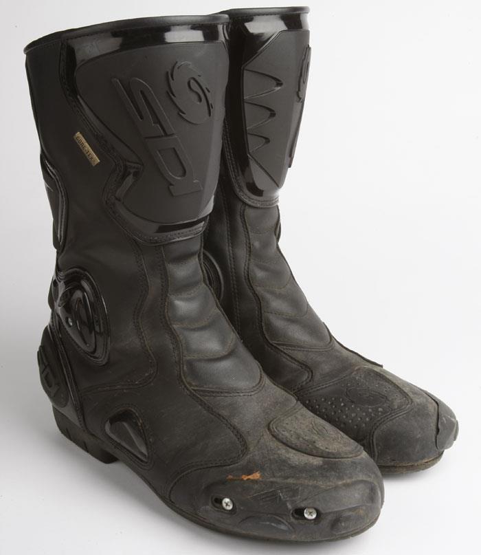 10808f76e1c2 Product review  Sidi Vertigo Gortex boots
