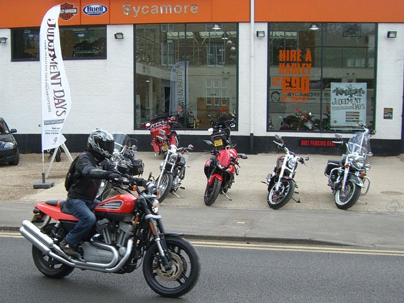 Harley Davidson Dealerships Closing