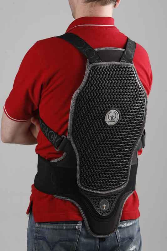 Back protector review: Forcefield Pro L2   MCN