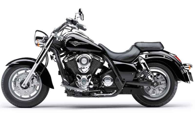 Kawasaki VN1700 Classic & Classic Tourer first rides | MCN