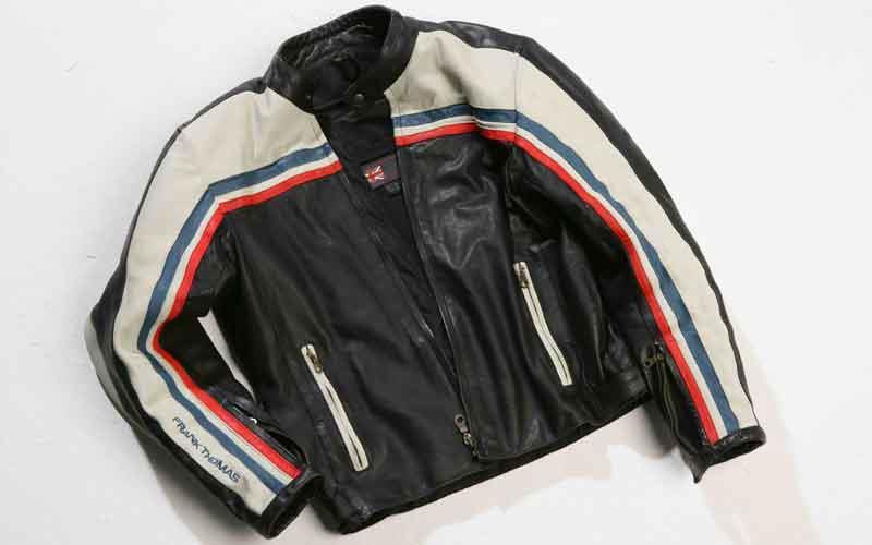 Frank Thomas Aqua Jacket   eBay