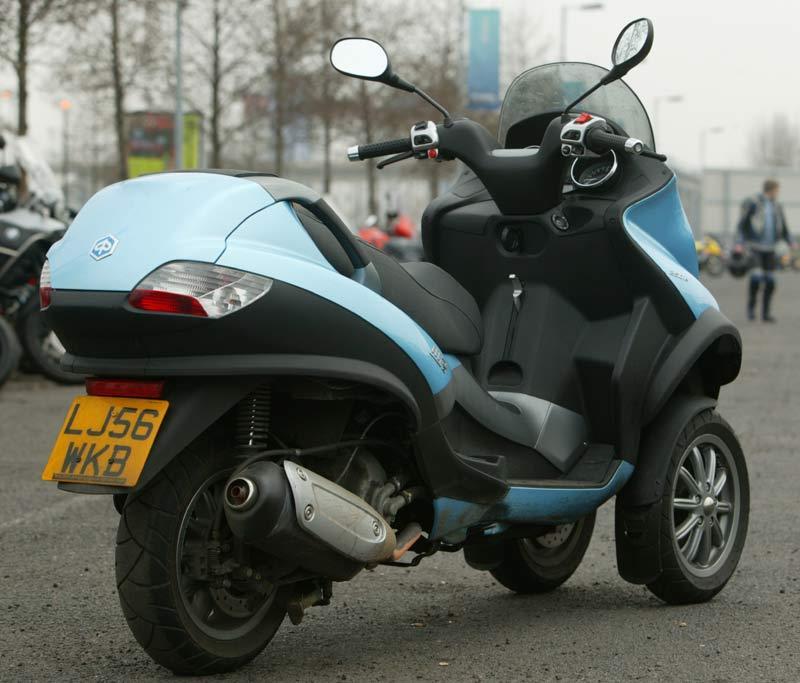 vespa 250cc 2010