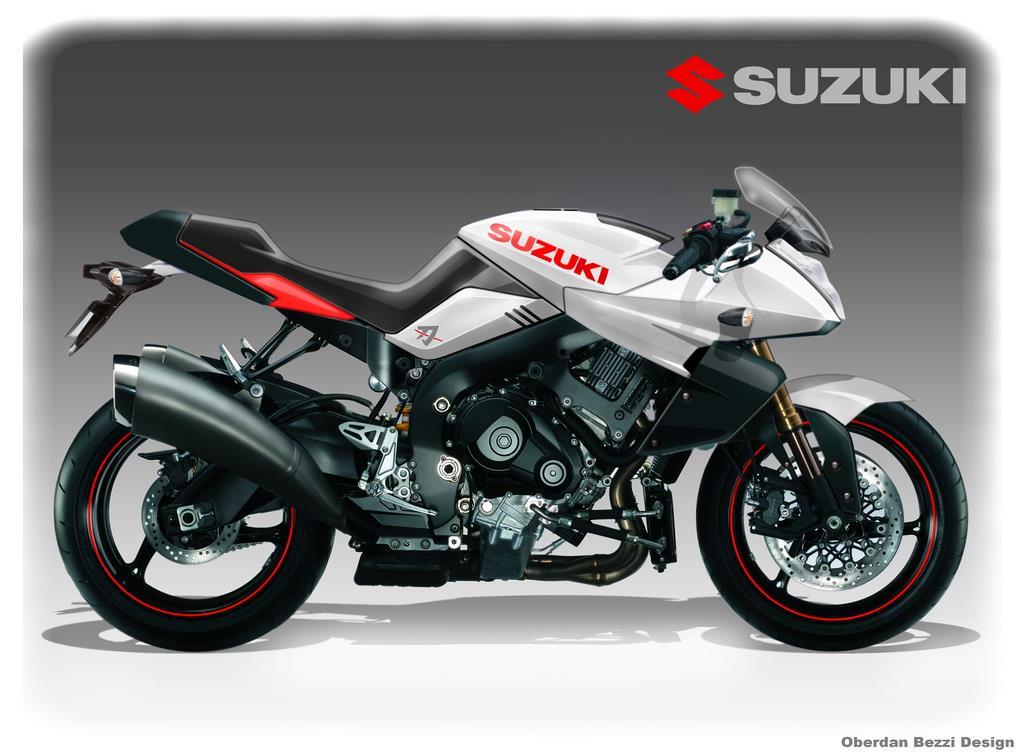 Suzuki Katana 1000 | MCN